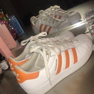 Adidas Originals (Orange Stripes)